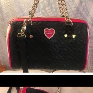 Handbags - Betsey Johnson purse
